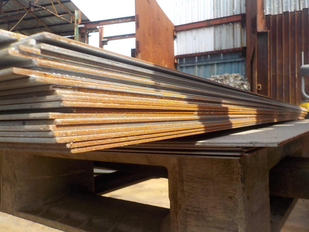 鋼板シート