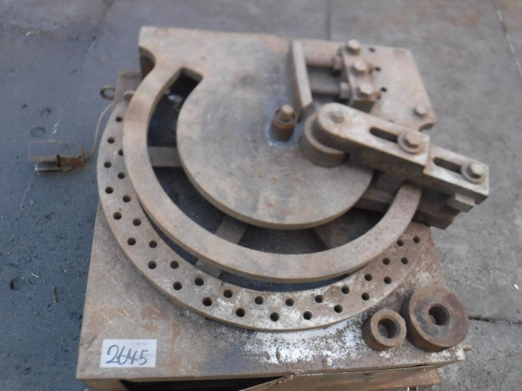 鉄筋ベンダー