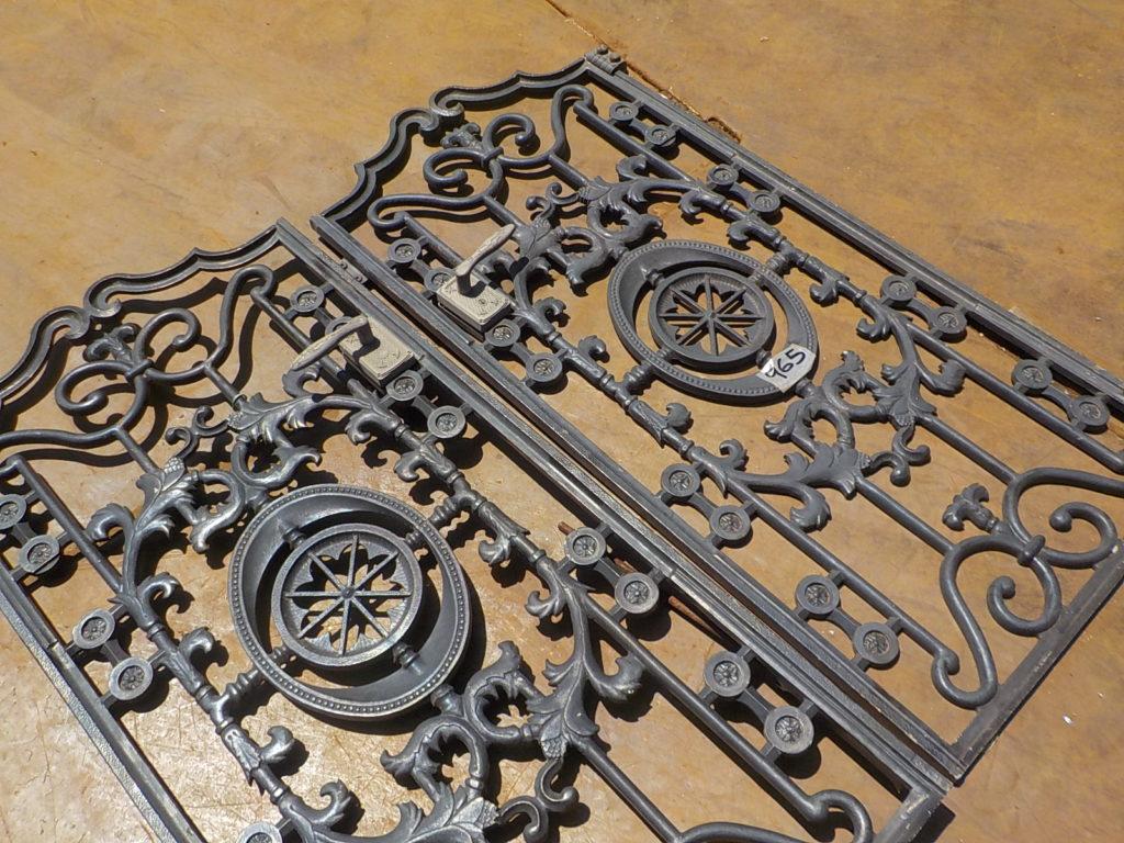 アルミ門扉