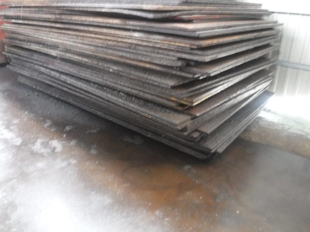敷鉄板5×10