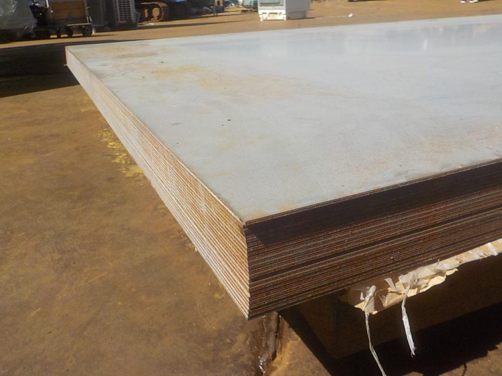 防錆処理薄板