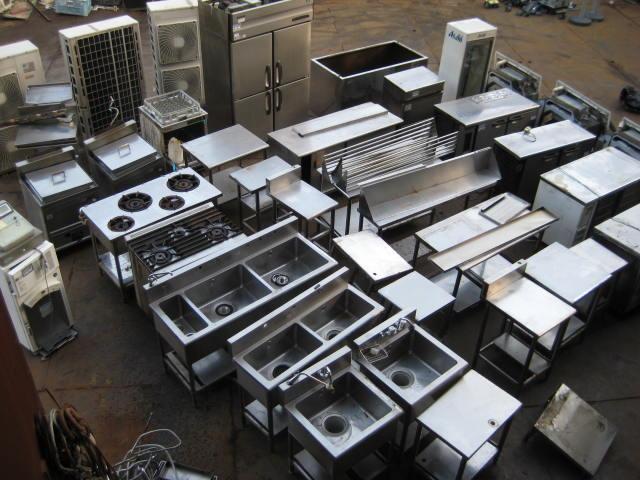 厨房機器一式