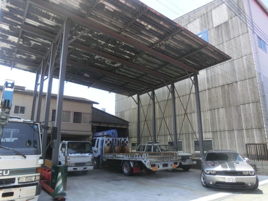 手造り倉庫