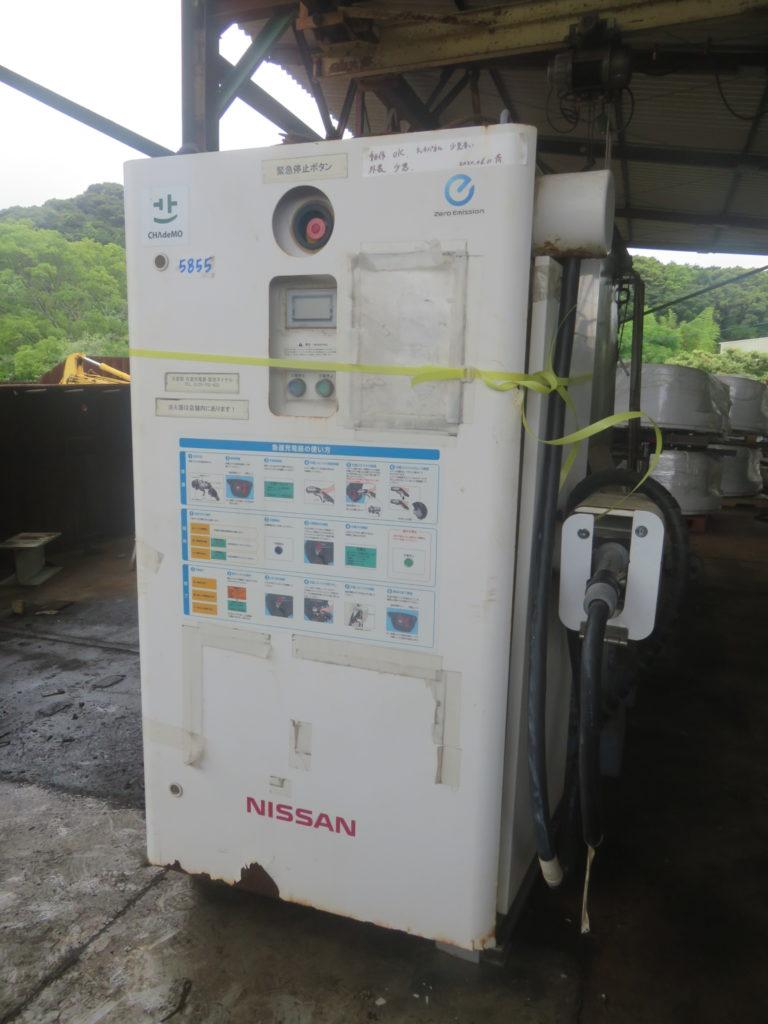 電気自動車 充電器