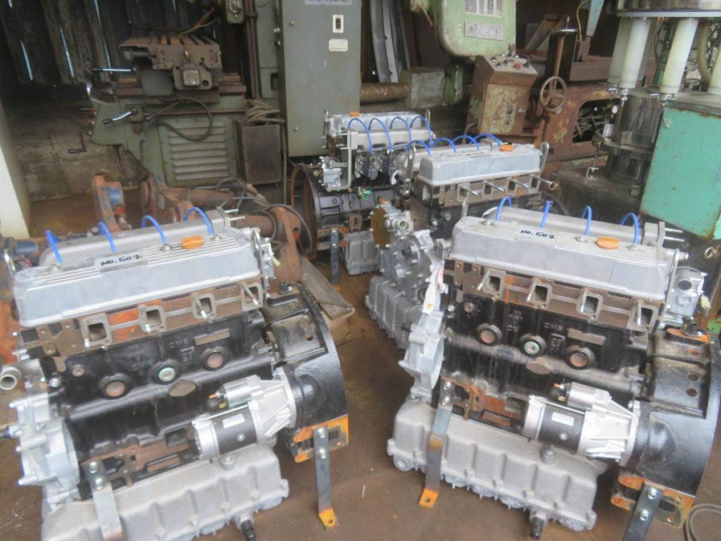 ヤンマー産業用エンジン