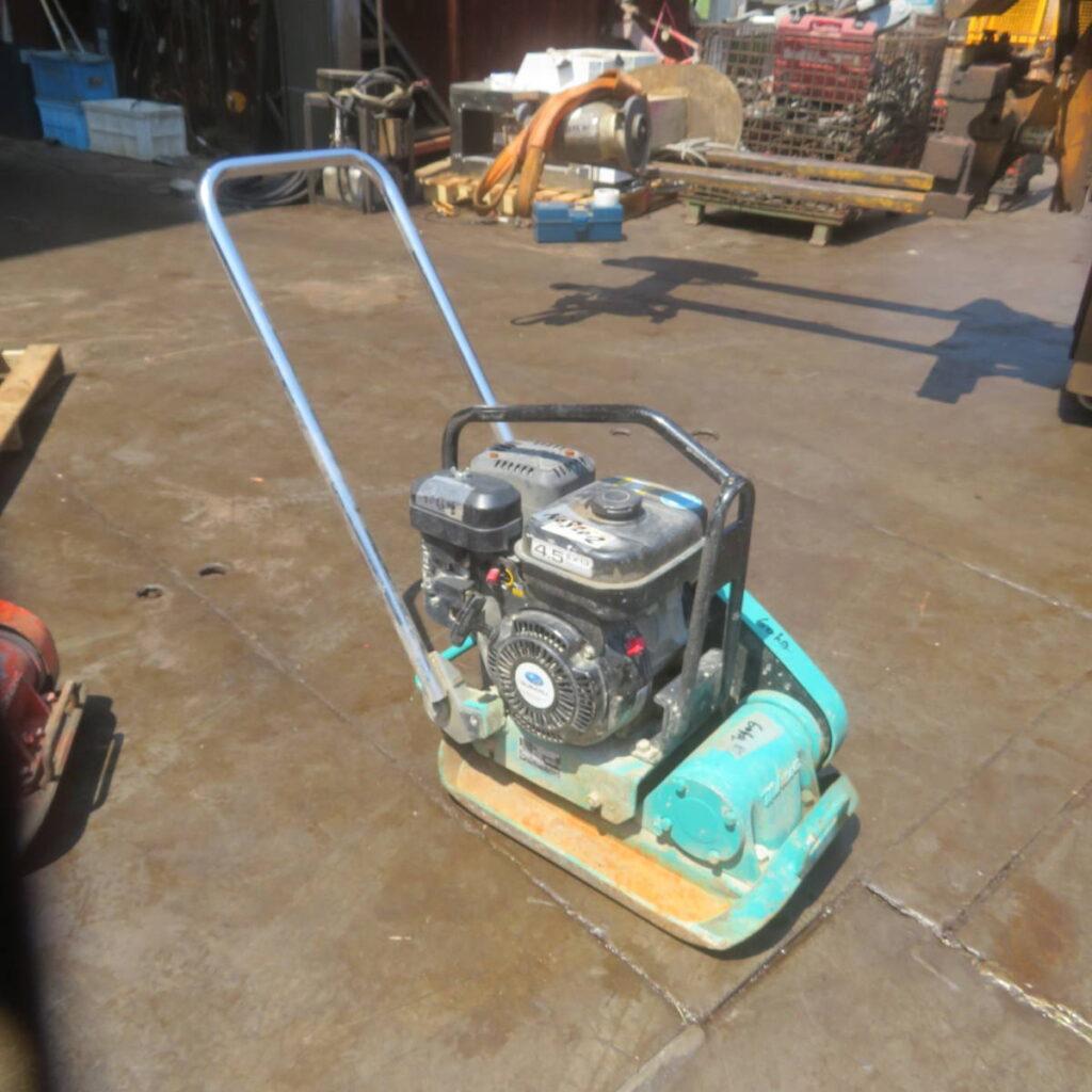 油谷№8204② ミカサ MVC-F60 転圧機
