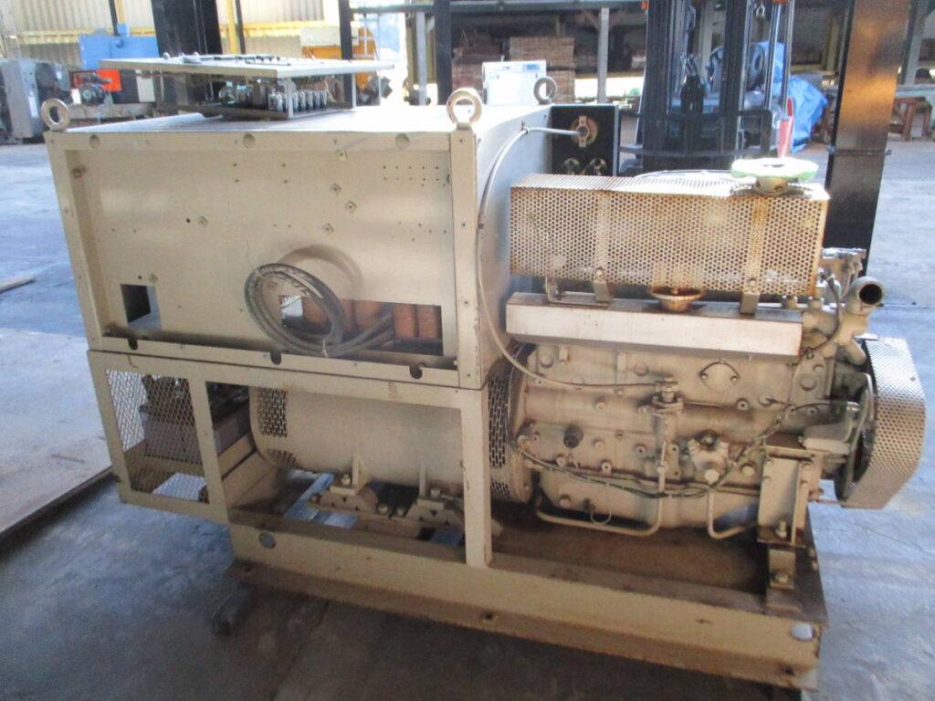 油谷№4507 発電機