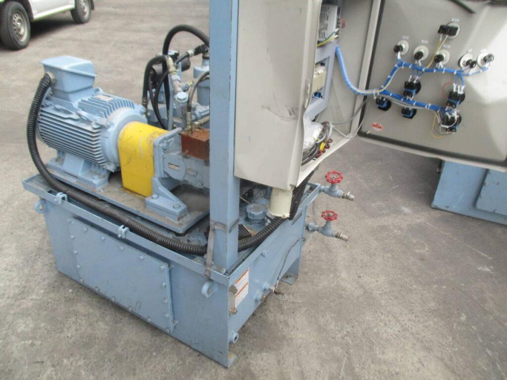 油谷№4639 油圧ユニット