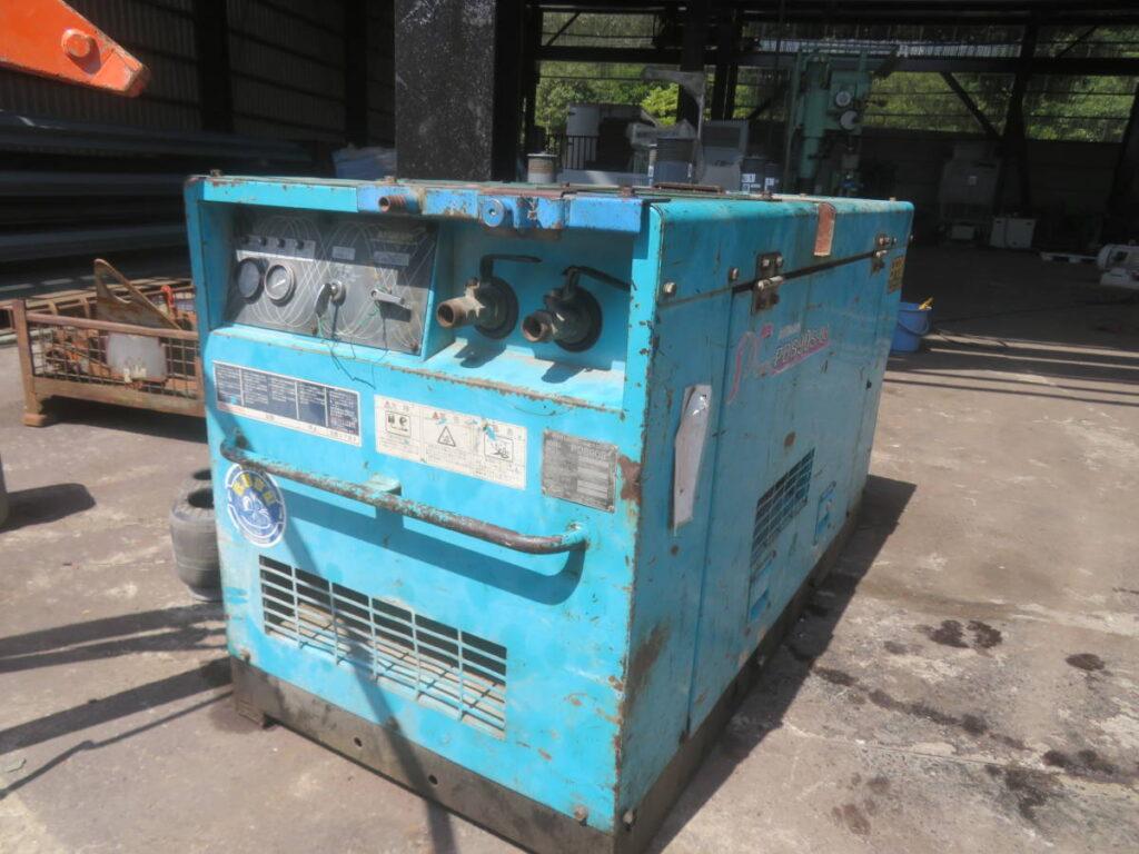 油谷№5213 エアーコンプレッサー エアーマン PDS90S