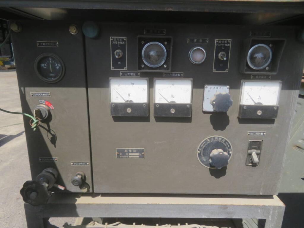 油谷№5355 発電機