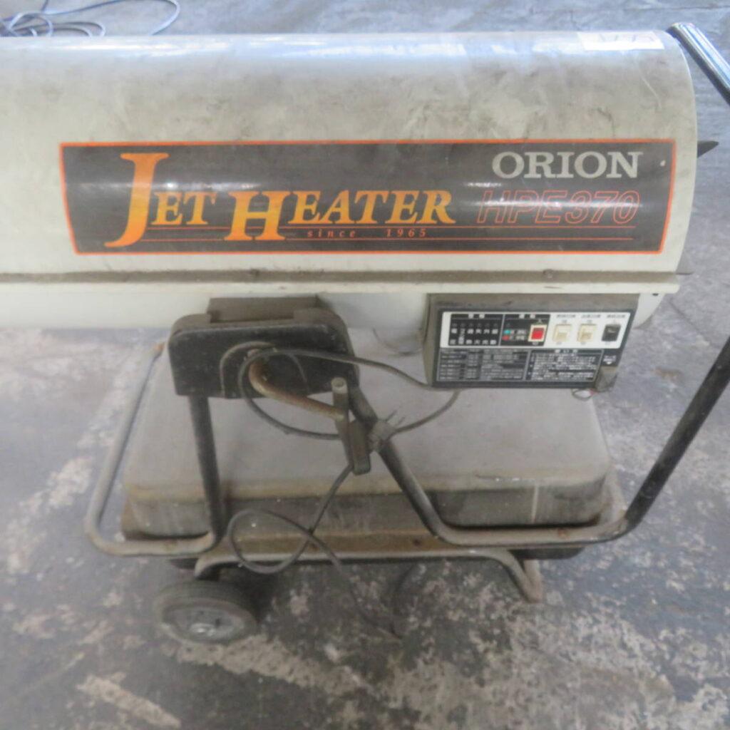 油谷№5671 ジェットヒーター
