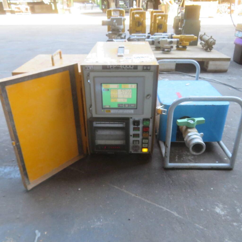 油谷№5740 流量圧力管理装置