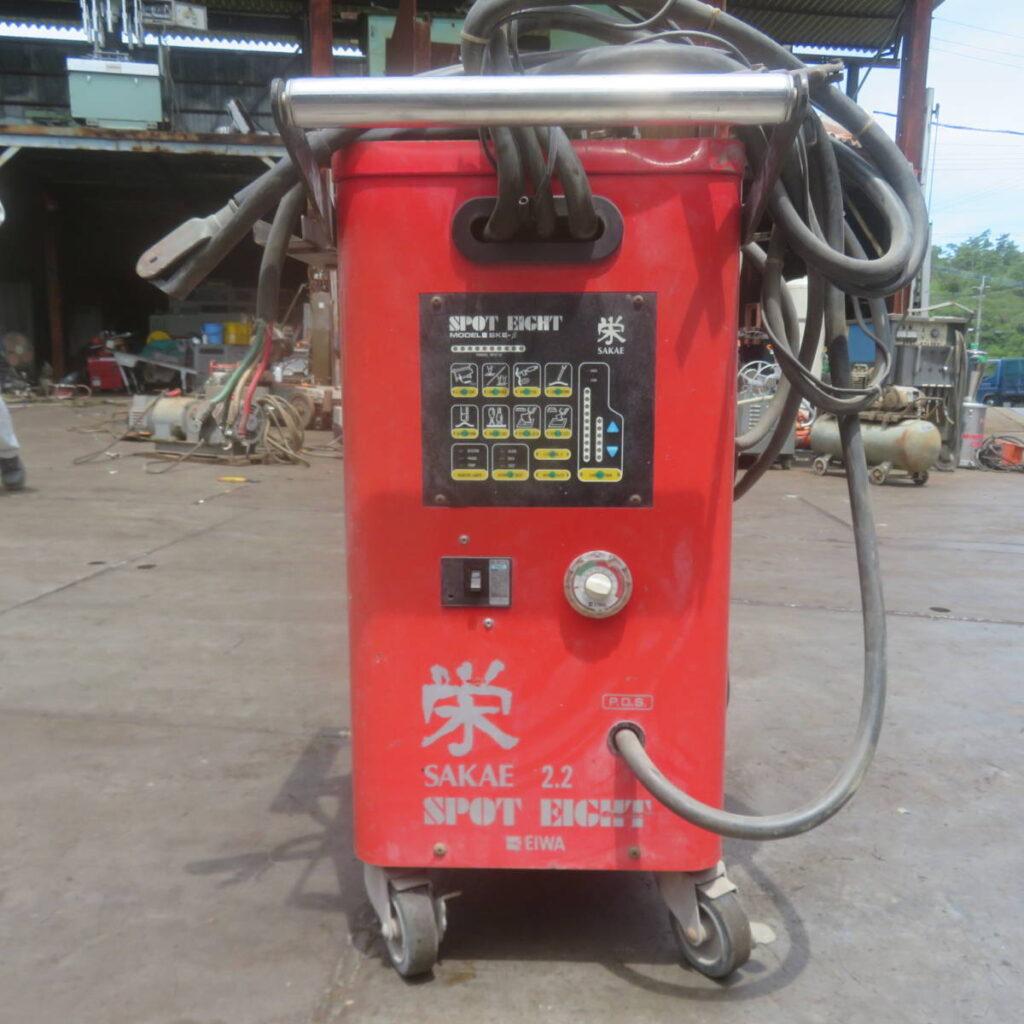 油谷№5961② スポット溶接機