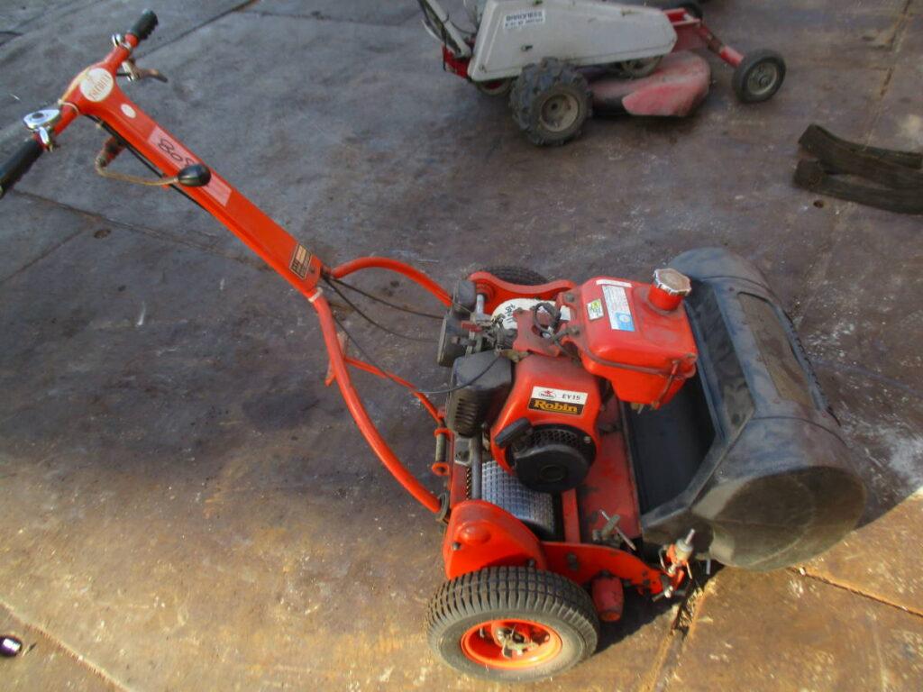 油谷№8082 芝刈機 土屋機械 TS13