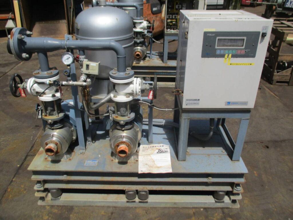 油谷№8115 自動給水装置