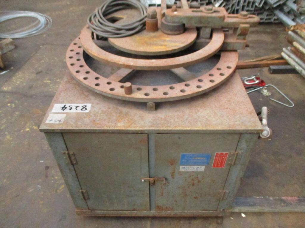 油谷№8254 鉄筋ベンダー 鉄筋曲機 竹田機械 TB-32