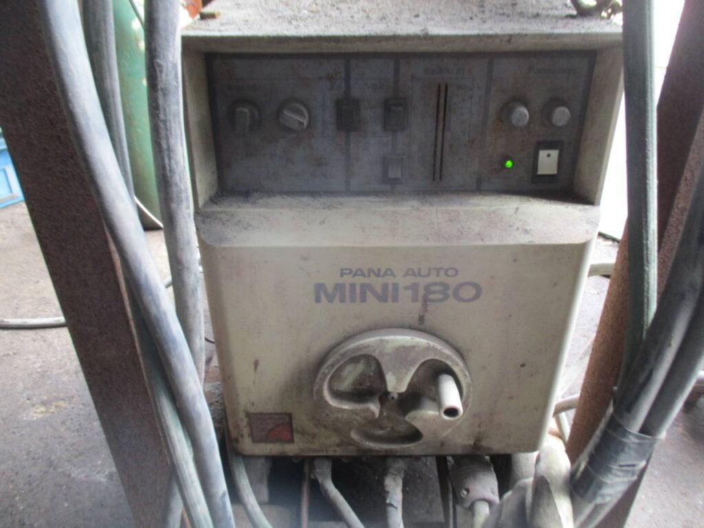 油谷№8700② 半自動溶接機