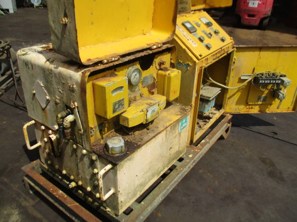 油谷№3732 ② 油圧ポンプユニット