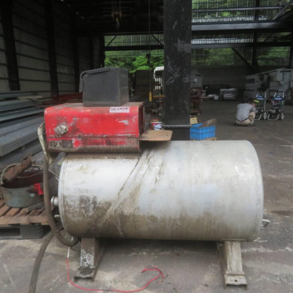 油谷№5712 燃料タンク