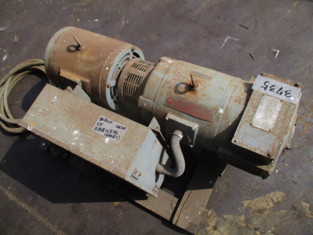 油谷№3735 ② 周波数変換機